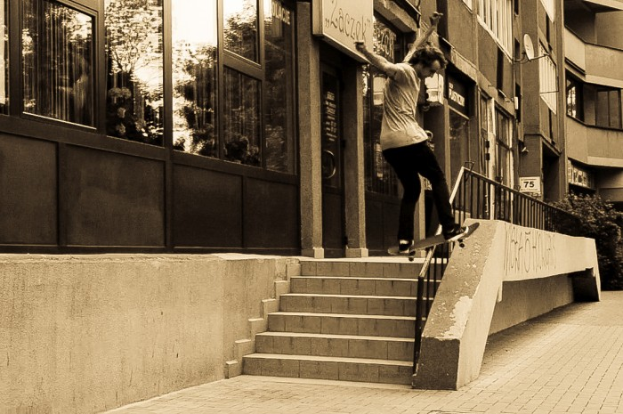 Dawid Cybula - welcome part!